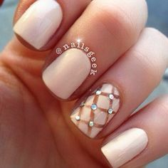 Kylie jenner nude and dark purple nails nails pinterest dark 17 spring 2014 nail trends pretty prinsesfo Choice Image