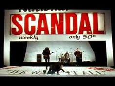 The official 'Scandal' music video. Taken from Queen - 'Greatest Video Hits Freddie Mercury, Jukebox, Music Songs, Music Videos, Queen Videos, Queen Youtube, Queen Albums, Rock Videos, We Will Rock You