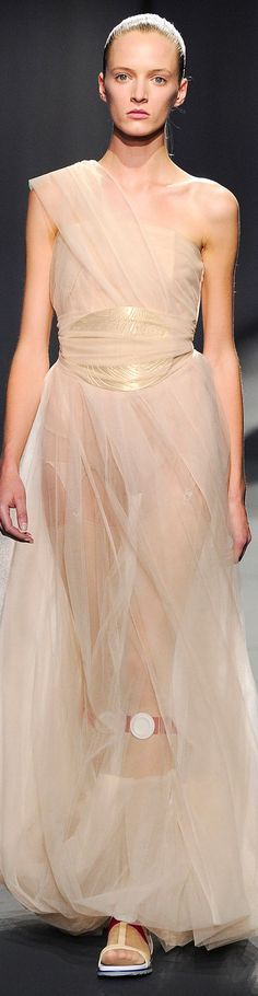 Vionnet Collection Spring 2015