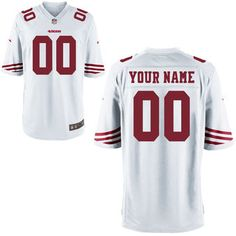 276ac6747 18 best 49ers  jerseys images on Pinterest