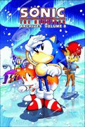"Sonic The Hedgehog ""ARCHIVES"" - Vol #8. Buy it now at the Archie Comics online store!"