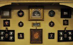 Mario Praz house-museum, Roma casa museo collezione neoclassica cere decadentismo letteratura inglese letteratura nera conversation piece dark art
