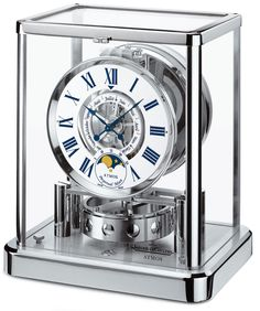 They're not the most talked-about timepieces from Jaeger LeCoultre, but they should be: the gorgeous Atmos clocks, the closest horology has ever come to creating a perpetual motion machine. And they don't cost as much as one might think.