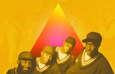 The '90s Male R&B Group Pyramid of Excellence