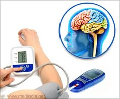 Diabetes, High Blood Pressure in Middle Age Damage Your Brain and Cognition