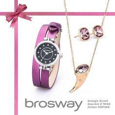 Orologio donna Brosway, cinturino intercambiabile