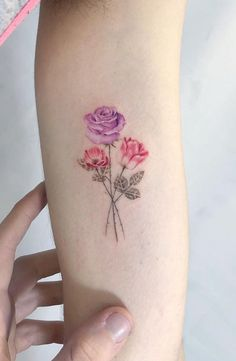 44 Best Ever Small Tattoos For Everyone by kozo_tattoo. Kozo is specialized with mini colored tattoos.