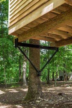 treehouse construction ile ilgili görsel sonucu