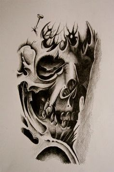 Free Skull Tattoo Designs