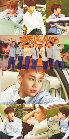 Yook Sungjae, Btob, Minhyuk, F4 Members, Im Hyun Sik, Jerry Yan, Born To Beat, Jung Jaewon, Seo Kang Joon