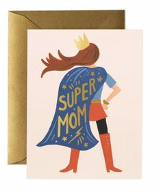 Mom Cards, Kids Cards, Mom Drawing, Mothers Day Drawings, Super Mum, Mothers Day Poster, Mother Daughter Quotes, Mom Pictures, Happy Birthday Mom