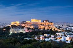 Beeindruckend ist sie schon, die Akropolis. Schließlich nennt man Griechenland nicht umsonst die Wiege der Menschheit