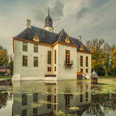 Fraeylemaborg Slochteren, The Netherlands.