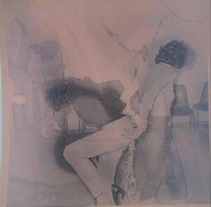 Adottati. Specchio Patibolare, stampa ai sali di argento da pellicola fotografica, 13x13 cm, 2017.