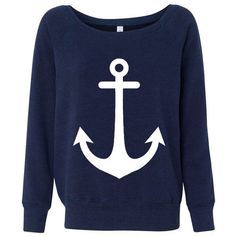 Nautical sweater.