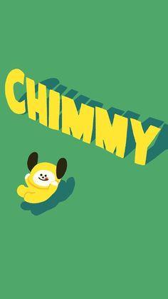 CHIMMY - created by Jimin #방탄소년단 #지민