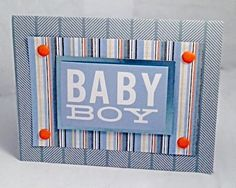 It's a Boy 11 by JBRCards on Etsy So cute for a baby shower!