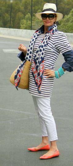 Tamera Beardsley: ~ my studio uniform ... and the power of accessories ~