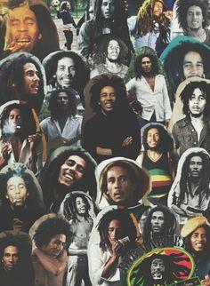 My love Bob Marley.