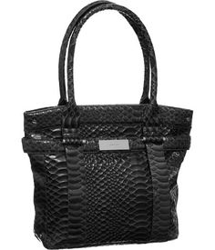 $69.99-$118.00 Black Tote: Give your handbag collection a modern and chic update with these bags by Calvin Klein.