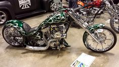 Custom Chopper 3