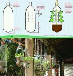 Coco 的美術館: DIY 保特瓶
