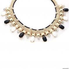 Such a gorgeous necklace! www.westyle.fi