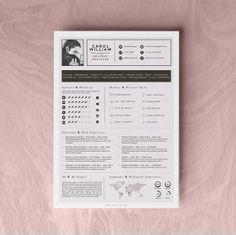 https://www.etsy.com/fr/listing/182240403/resume-cv-design-cover-letter-business