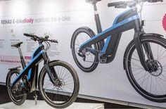Rehau busca fabricante para su bastidor de bicicleta eléctrica premiado