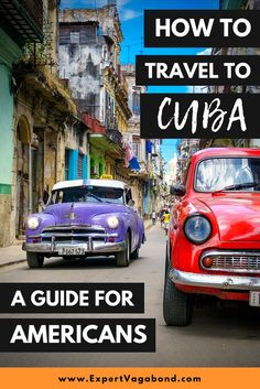 While relations between Cuba & the United States are improving, there are still travel regulations in place. Here's how you can legally travel to Cuba as an American! We are want to say thanks if you like to share this post to another p. Travel Advice, Travel Tips, Travel Destinations, Travel Plan, Travel Hacks, Travel Guides, Honduras, Bolivia, Ecuador