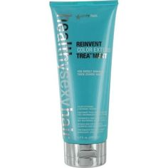 Healthy Sexy Hair Reinvent Color Care Treatment For Overly Damaged Thick Coarse Hair 6.8 Oz