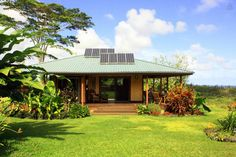 Check out this awesome listing on Airbnb: Mahi acre SeaView, QUIET - Houses for Rent in Pāhoa Hawaii Vacation Rentals, Hawaii Homes, Hawaii Life, Eco Friendly House, Cozy Cottage, Big Island, Renting A House, Acre, New Homes
