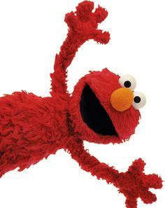 Lalalalalala Elmo's world