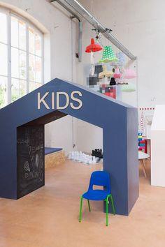 Banquettes, Daycare Design, Nursery School, Kids Store, Store Design, Decoration, Showroom, Interior, Bastille