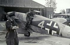 Me-109 F
