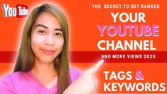 The Secret to Ranked your channel and More YouTube Views in 2020 Get Youtube Views, Increase Youtube Views, Free Youtube, You Youtube, Youtube Thumbnail, The Headlines, Top Videos, Filipino, Viral Videos