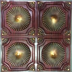Ceiling Tiles By Us Ceiling Tiles Huge Discounted Prices up to off Decorative Ceiling Tiles Glue Up Plastic Back Splash Bathroom Renovations, Home Remodeling, Ceiling Medallions, Ceiling Tiles, Backsplash, Plastic, Design, Beautiful, Decor