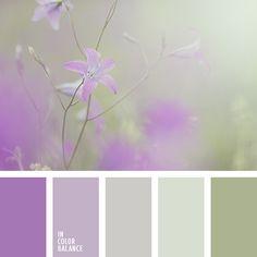 color del espárrago, color flor de cardo, color hierba pantanosa, color lavanda, color malva oscuro, color pantano, color verde hierba, color verde hoja, color verde pantano, color violeta plateado, combinación de colores para decorar interiores, de color malva, de color verde lechuga,
