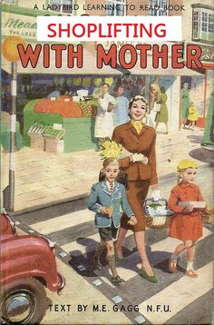 SHOPPING WITH MOTHER Vintage Ladybird Book Learning to Read 563 First Edition…