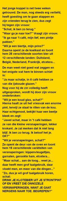 Het jonge koppel is net twee weken - Zieer.nl