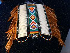 Native American Woodland Iroquois PowWow by MichelesMenagerie2, $299.00