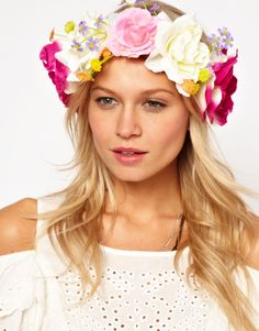 Flower crown $17