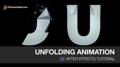 Video Tutorial: Unfolding Animation in Adobe After Effects. Learn how to create a visually impressive folding/unfolding animation in Adobe A...