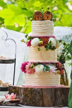 Natalie + Ben DIY Country Wedding by BethOlsonCreative, via Flickr