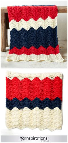 I have a big list of all crochet blankets from afghan to baby blankets, corner to corner to granny square blankets.All of them are so easy. Easy Knit Blanket, Crochet Ripple Blanket, Cable Knit Blankets, Afghan Crochet Patterns, Crochet Patterns For Beginners, Crochet Blankets, Chevron Blanket, Baby Blankets, All Free Crochet