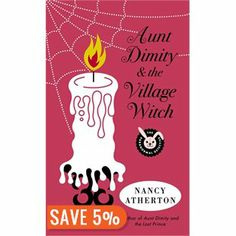 {Aunt Dimity And The Village Witch by Nancy Atherton} Curled up with a cozy mystery, perfect for a blustery winter day! Best Mysteries, Cozy Mysteries, Welcome New Neighbors, World Famous Artists, Chapters Indigo, Mystery Books, Mystery Series, Winter Day, So Little Time
