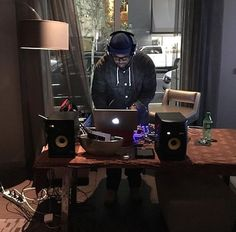 In The Lab with Nesby Phips The Wiz, Lab, Artists, Labs, Artist