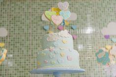 Resultado de imagem para cupcake chuva de amor