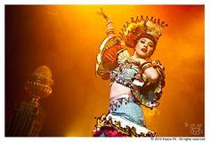 Dolly Lamour Photo by Kasco ph  Voodoo De Luxe è l'agenzia di riferimento per eventi e spettacoli Retro, Cabaret e Burlesque.