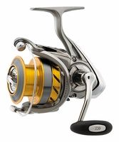 Daiwa REV2500H Revros Spinning Reel.The Daiwa Revros Spinning Reels are a great value for any angler. These reels feature aluminum HardBodyz design and Air Rotor making them lightweight with improved sensitivity. The Revros spinning reels provide smooth, long-lasting, and quiet oscillation.